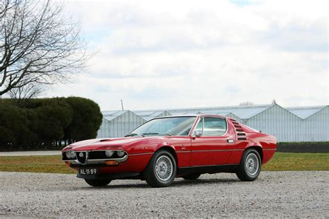 Alfa Romeo Montreal For Sale by Real On Wheels 1972 Alfa Romeo Montreal For Sale