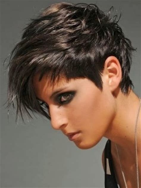 cortes de pelo sexys  femeninos mujer chic