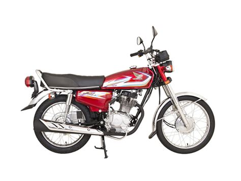 Honda CG 125 2018 Price in Pakistan, Overview and Pictures