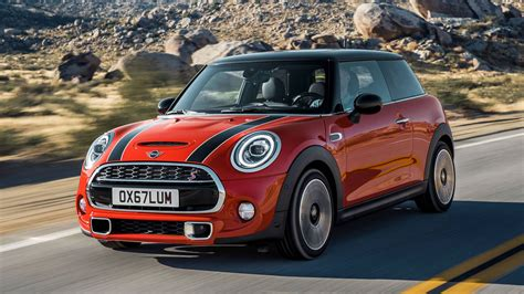 Here's The New 2019 Mini Cooper Hardtop And Convertible