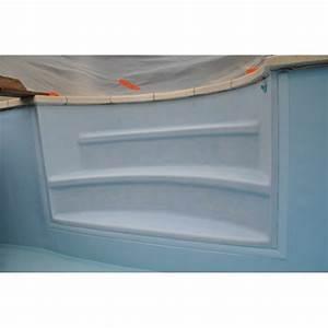 peinture polyurethane piscine polyester avec primaire d With peinture d accroche bois