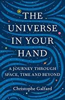 universe   hand  journey  space time