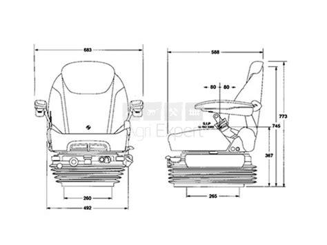 siege pneumatique basse frequence siège à suspension pneumatique basse fréquence