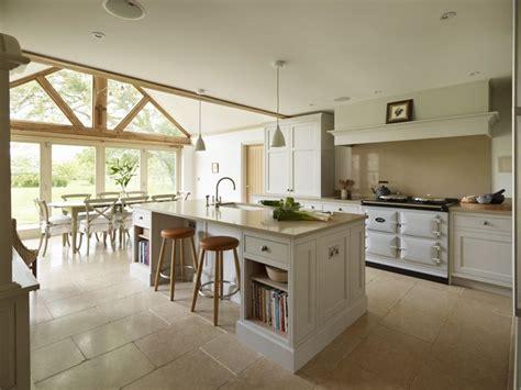 contemporary kitchen  aga google search kitchen
