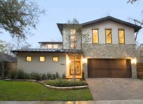 Austin Sofas by Modern Rustic Home With Casita Modern Exterior