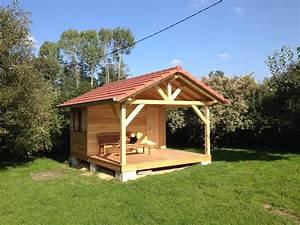Abri De Jardin Petit : chalet de jardin en bois abt construction bois ~ Dailycaller-alerts.com Idées de Décoration