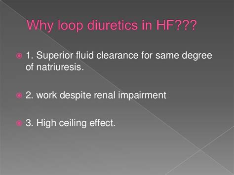 High Ceiling Diuretics Side Effects by Diuretics In Hypertension 2015 By Dr Abhishek Rathore