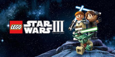 Lego Star Wars Iii The Clone Wars Nintendo Ds