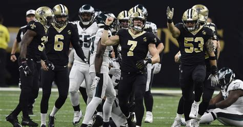 taysom hills fake punt  eagles helped send saints