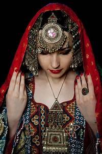 Afghan Girl - Kuchi headpiece by Apsara-Art on DeviantArt ...