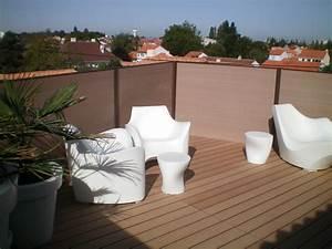 Terrasses En Vue : ar 39 paysage terrasse et brise vue rez 44 ~ Melissatoandfro.com Idées de Décoration