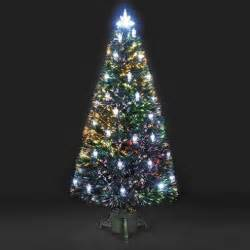 buy 6ft colour changing lantern fibre optic christmas tree from our christmas trees range tesco
