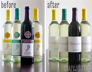 personalized bridesmaid wine labels a giveaway With custom wine labels for bridesmaids