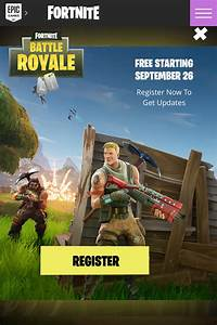 Fortnites Battle Royale Heading To Free To Play Ahead Of