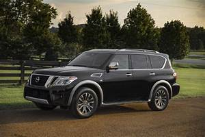 2019 Nissan Armada Review, Ratings, Specs, Prices, and