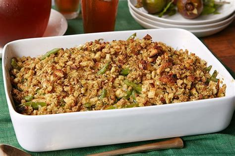 green bean casserole  upped  ante youll