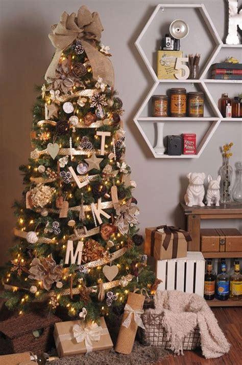fotos  ideas sobre como decorar  arbol de navidad