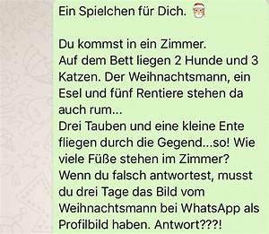 Weihnachtsmann Als Profilbild : whatsapp abzocke mit witzigem kettenbrief das steckt ~ Haus.voiturepedia.club Haus und Dekorationen