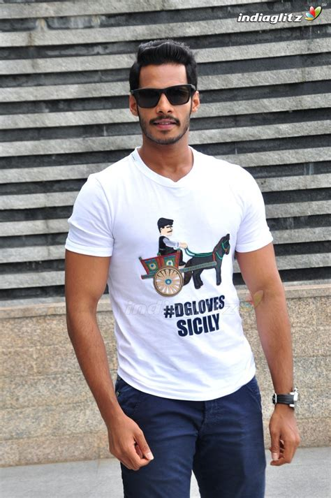 Nikhil Gowda Photos  Telugu Actor Photos, Images, Gallery