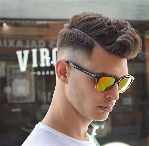 popular mens hairstyles updated