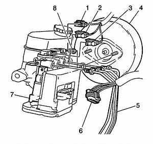 Repair Instructions - Brake Modulator  Master Cylinder Assembly Replacement