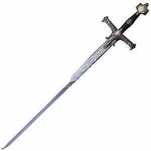 Black Sword of King Solomon - MC-KS-4914BK by Medieval ...