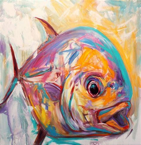 Janet Fish Artwork by Best 25 Fish Paintings Ideas On Pinterest Fish Art