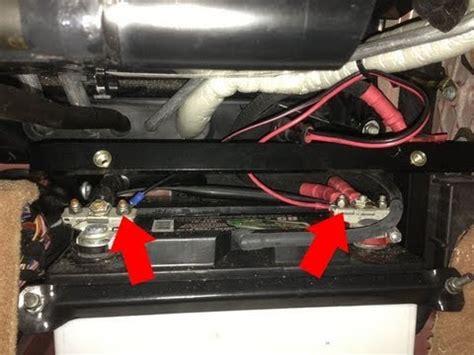 diy battery tender installation ctek   ferrari
