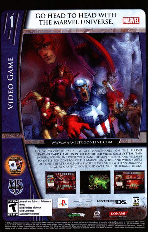 Marvel Trading Card Game Giant Bomb
