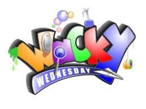 Wacky Wednesday Clipart 4 Clipart Station