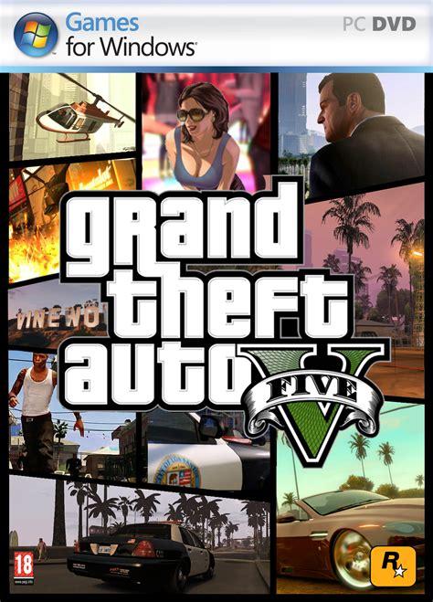 GTA Grand Theft Auto 5 PC Games