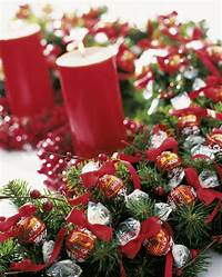 table decorations for christmas Christmas Banquet Table Decorations with Best Centerpieces ...