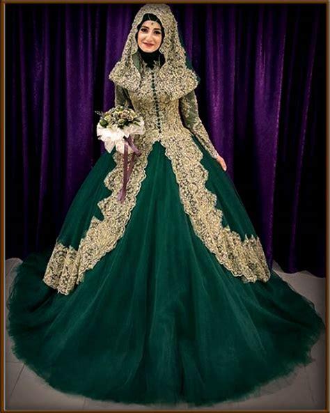 tips memilih gaun pengantin muslim  bagus  modern