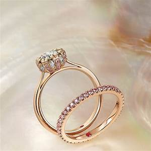 wedding rings the knot engagement ring advice knot With the knot wedding ring