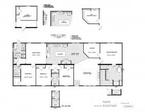 5 bedroom 3 bath floor plans clayton waco 2 rvl32764c the yukon