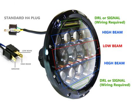 Led Headlights For Kenworth Tractor