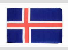 Small Iceland Flag 12x18