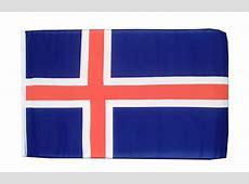 Small Iceland Flag 12x18