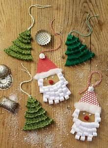 Geschenke Für Oma Weihnachten : geschenkanh nger f r weihnachten basteln nikolaus mit kr uselbart entengruppe pinterest ~ Orissabook.com Haus und Dekorationen