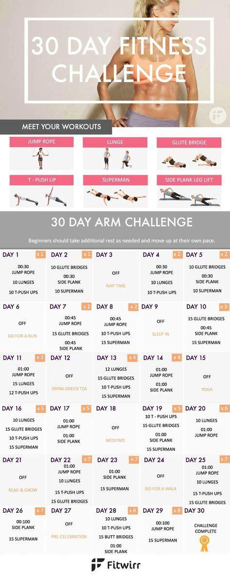day fitness challenge transform  body   days