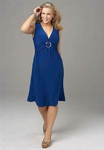 Best Summer Dresses for Curvy Women.