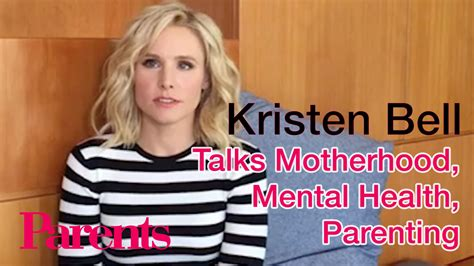 Kristen Bell Q&a With Parents Readers  Parents Youtube