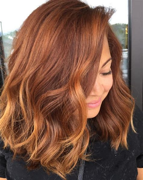 2b hair color what s the 411 pumpkin spice hair color trend popsugar
