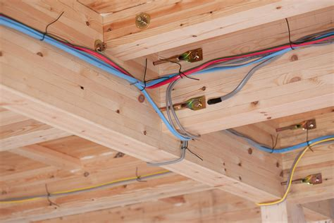 Wiring A Garage Home by 2019 Cost To Wire Or Rewire A House Electrical Cost Per