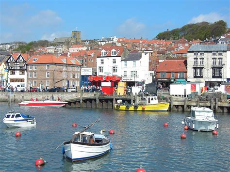 Scarborough - North Yorkshire - England | Pictures of ...