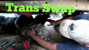 Transmission Swap  How To Swap A5 Speed Manual