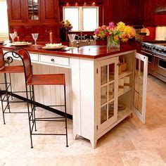 kitchens with islands images turning sideboard buffet into kitchen island 6631