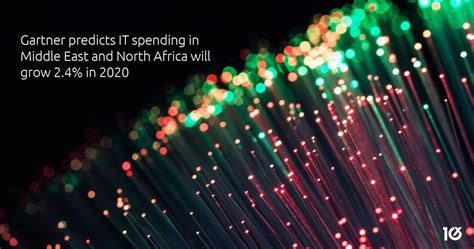 gartner predicts  spending  middle east  north