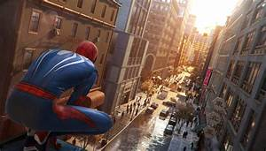 Spider-Man PS4 E3 2018 Gameplay Trailer - Gaming Central