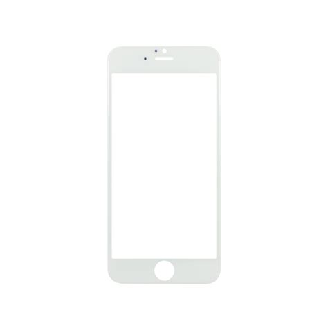 iphone 6 glass lens screen replacement white